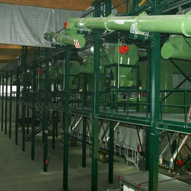 Modulare Metallaufbereitung