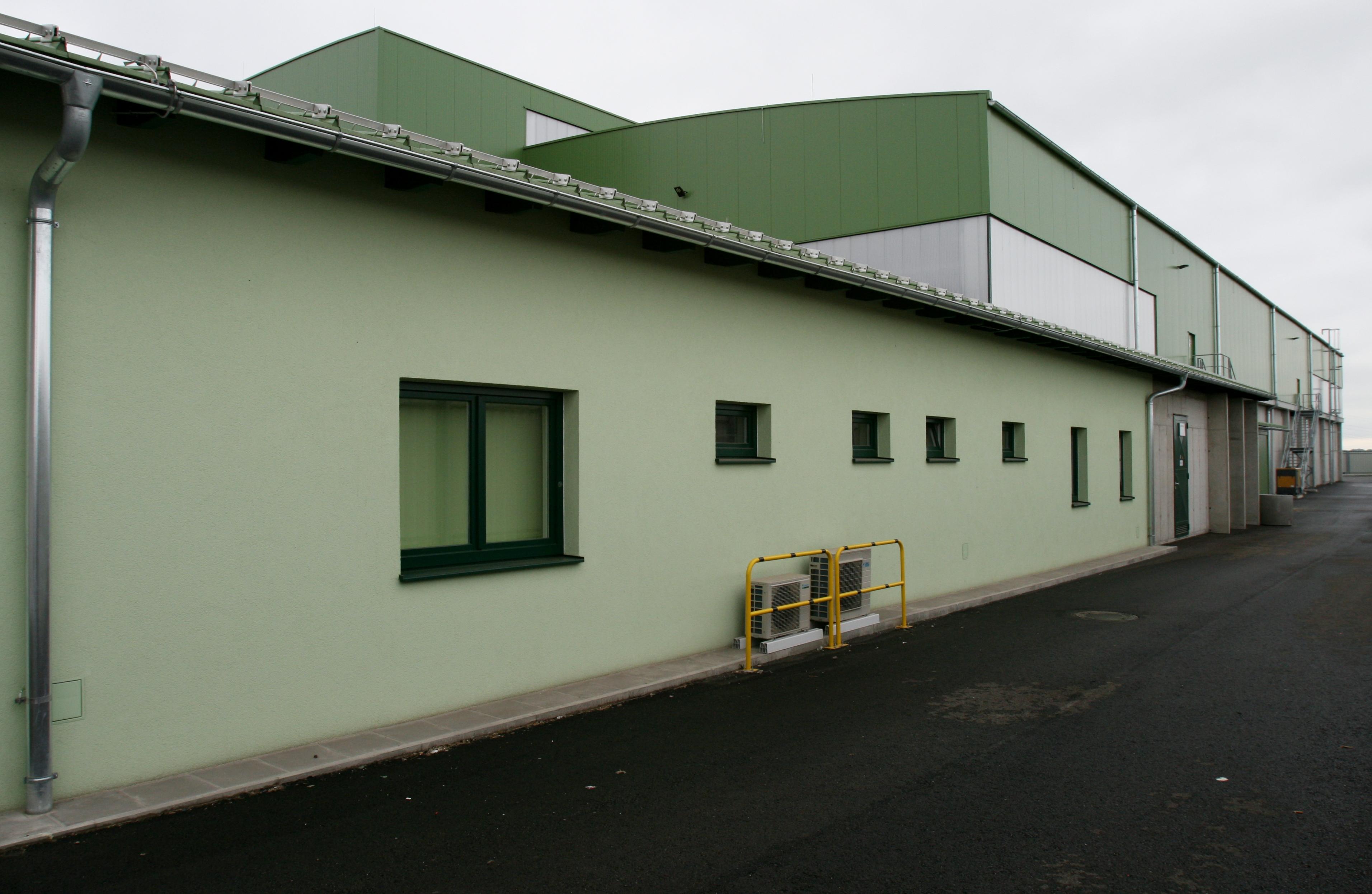 G&S Metallwerk GmbH Südansicht
